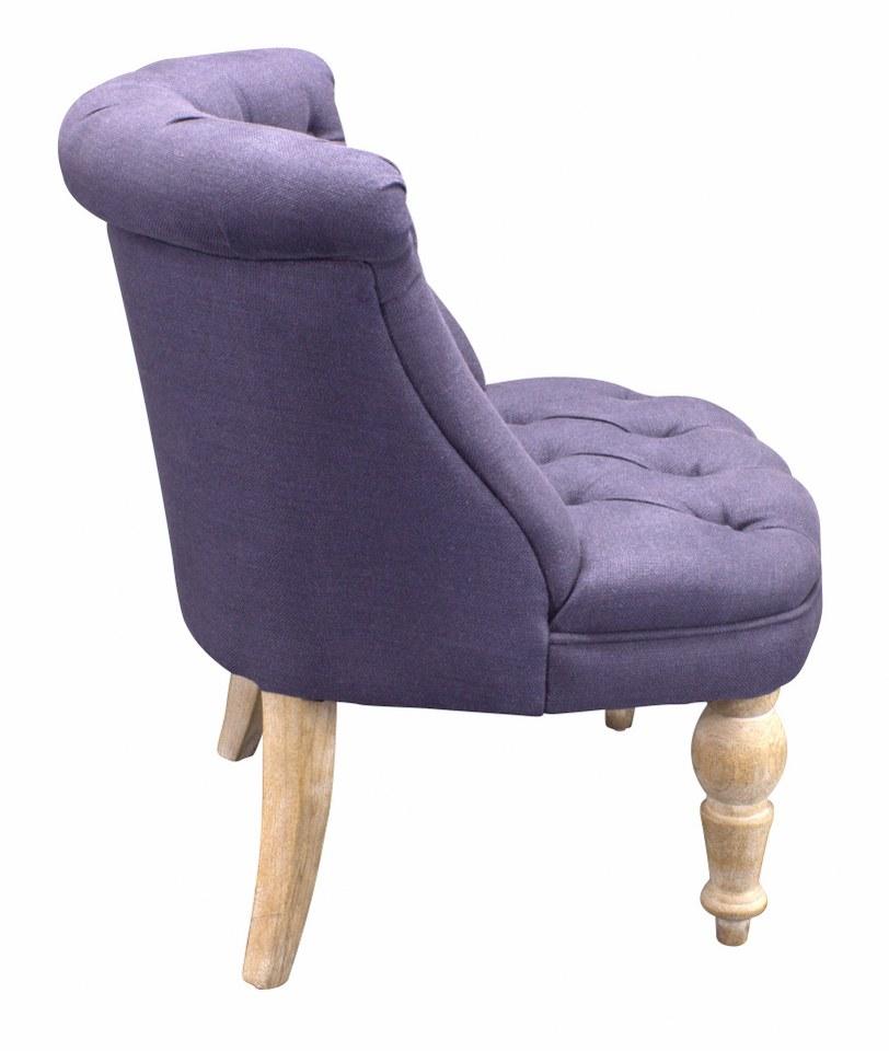 fauteuil club old oak blue 076 fabric. Black Bedroom Furniture Sets. Home Design Ideas