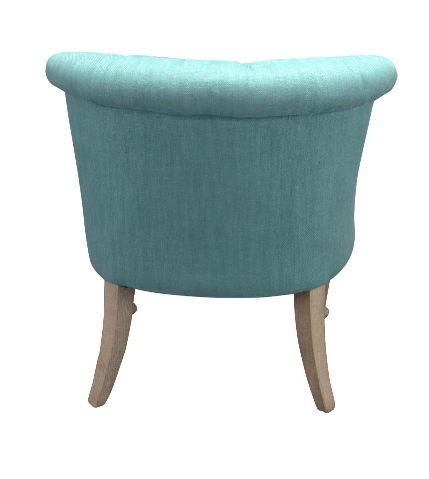 fauteuil club old oak turquoise. Black Bedroom Furniture Sets. Home Design Ideas