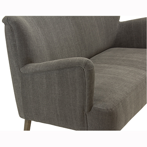 2 seater Sofa Fonz Graphite