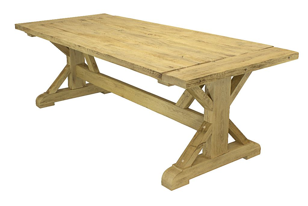oak table monastery 220x100