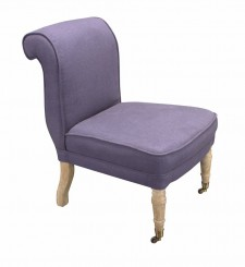 Club Chair Lodewijk Old Oak blue