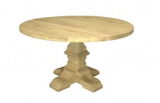 Table Column round