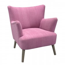 Easychair Fonz color Fuchsia
