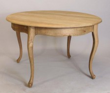 Round table Lodewijk 120cm Nature Oak