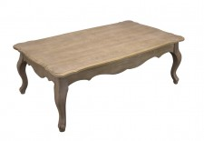 Salon table old oak 120x70x40cm