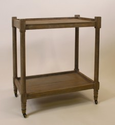 Butler trolly Old Oak 68x44x72cm