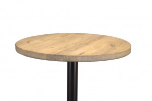 Tabletop solid oak Round 80