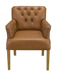 armchair vicky natur leder cognac. Black Bedroom Furniture Sets. Home Design Ideas
