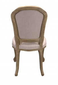 Diningchair Louis II old Oak Creme 015
