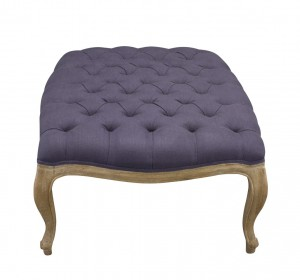 Hocker Lodewijk Old Oak Blue 076