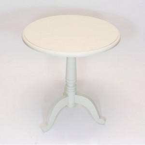 Small Coffee table 60x63 creme