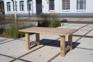 Oak Table Cube 200x100cm