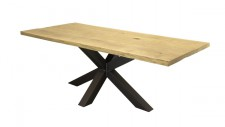 Tree trunk table Aix