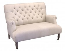2 seater Easychair Victor - Choose your fabric