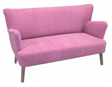 2 seater Sofa Fonz - Choose your fabric