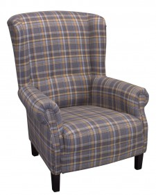 Wingchair Charles - Choose your fabric