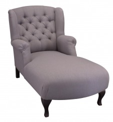 Chaise Long Victor - Choose your fabric