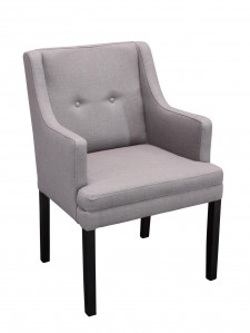 Armchair Luca Casa - Choose your fabric