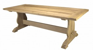 Oak table Castle 200x100cm